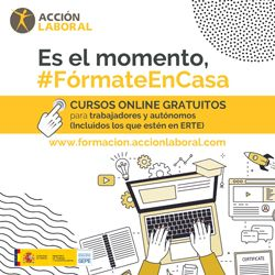 Acción Laboral cursos on line